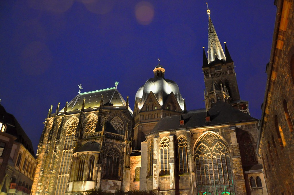 Wahrzeichen Aachen