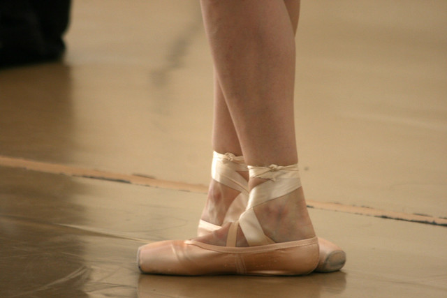 Capezio Ballet Shoes Girls