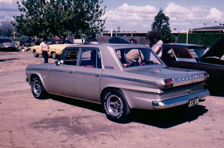 1965 Studebaker Lark As Built In Australia Studebaker