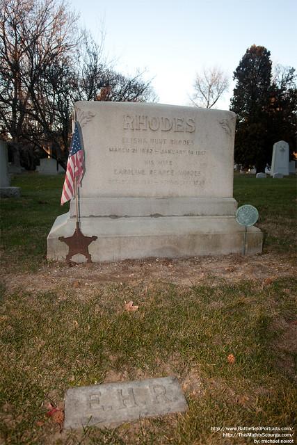 Rhode Island Rhodes Cemetery