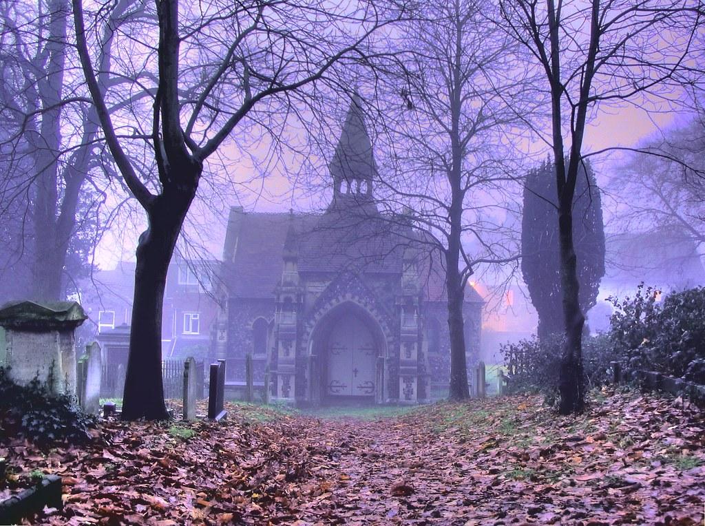 Rosary Road Cemetery Norwich Norfolk U K Neil