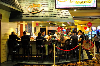 Oyster Bar at Palace Station - Las Vegas | by Cathy Chaplin | GastronomyBlog.com