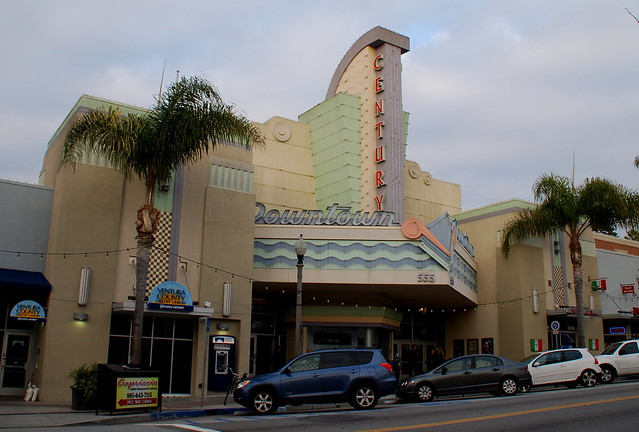Century Movie Theater Downtown Ventura Ca Flickr Photo Sharing