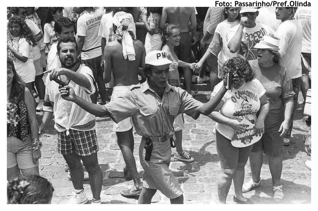Carnaval de Antigamente | Foto: Passarinho/Pref.Olinda www ...