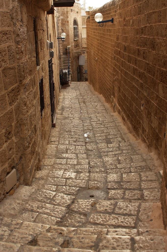 Old Jaffa Street Israel People Please No Invitations And Flickr