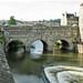 Bath - May 2005 - Pulteney Bridge and Weir