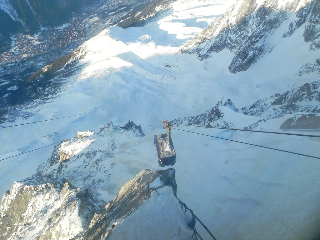 Aiguille Du Midi Cable Car Can You Ride Before Sunrise
