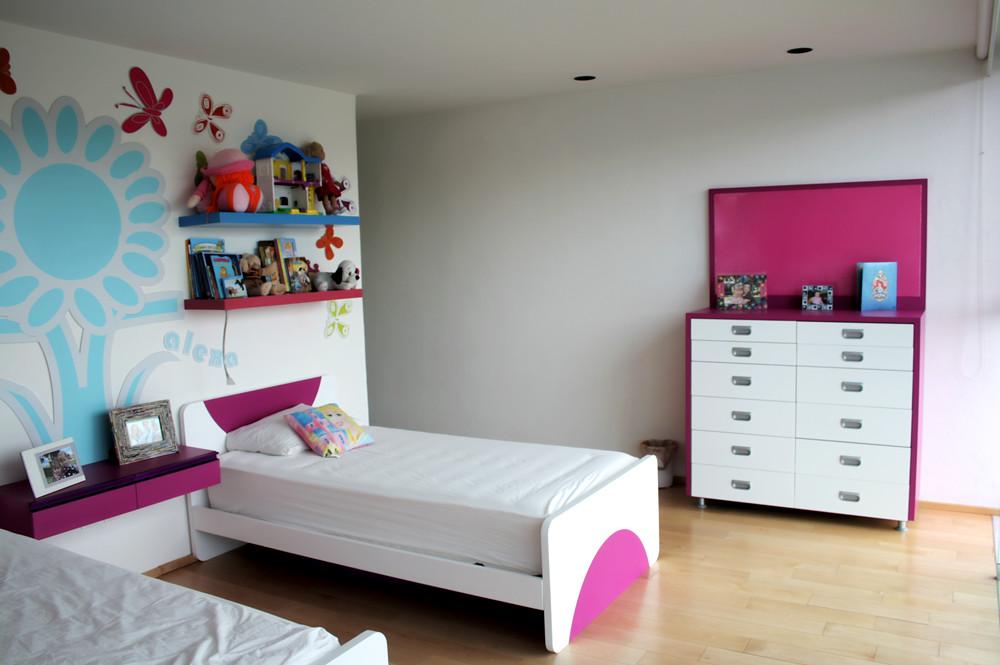 camas individuales para ni as dise o de habitaciones