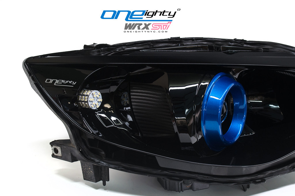 Subaru Impreza Wrx Sti Oneighty Headlights A Set Of