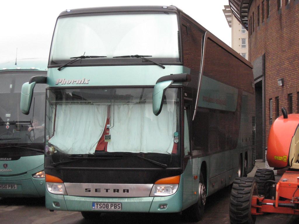 Double Decker Bus Phoenix Tour