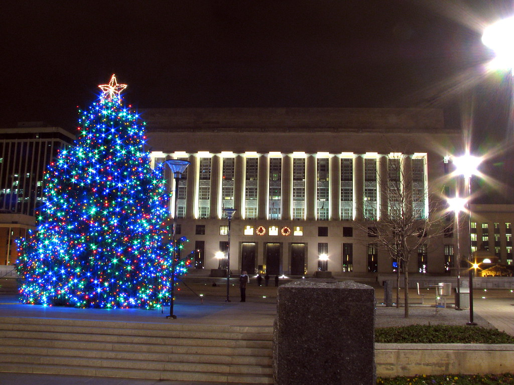 Nashville Christmas Tree