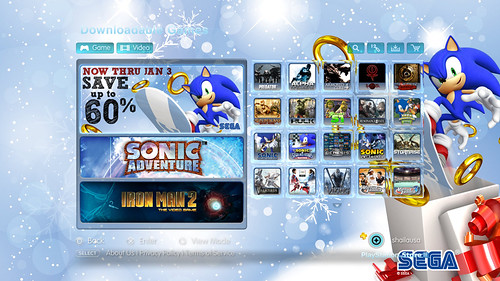 PlayStation Store - SEGA Category | by PlayStation.Blog
