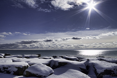 winter sun | by D J England