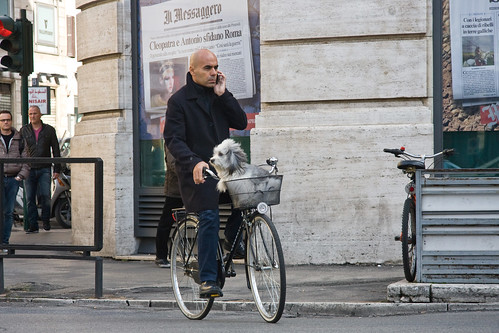 Rome Cycle Chic - Uomo 7 | by Mikael Colville-Andersen