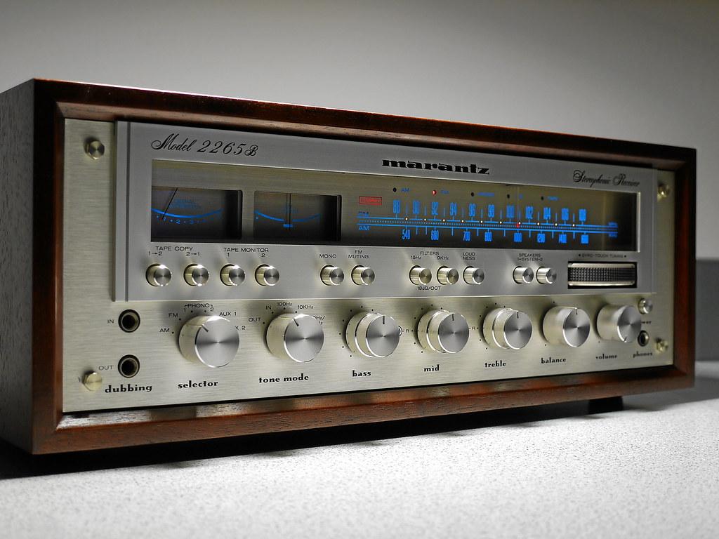 Marantz 2265b Stereo Receiver 1977 This Marantz In Best