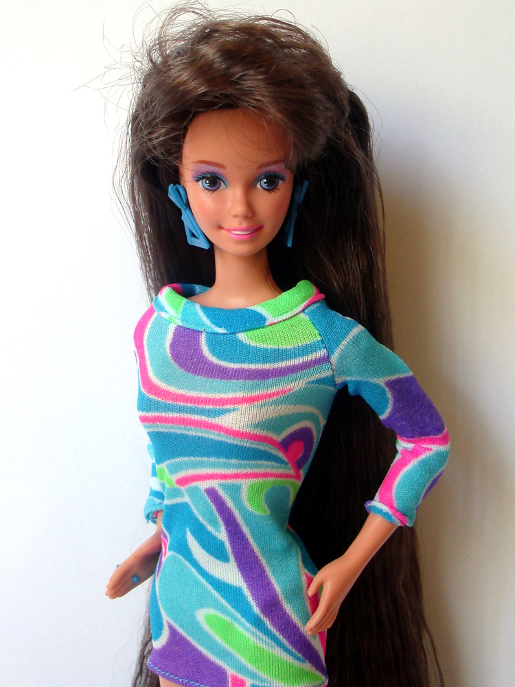 Barbie Totally Hair Fashions