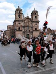 Niños, Cusco.