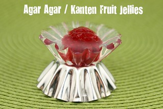 Kanten Agar Agar Fruit | by Food Librarian