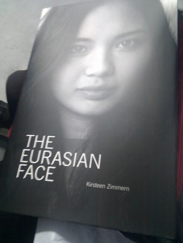 The Eurasian Face by Kristeen Zimmern (Blacksmith Books, H ...
