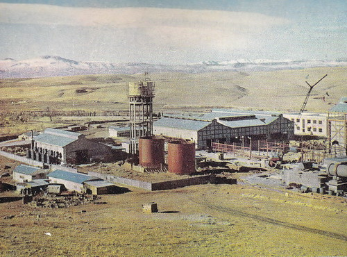 Sarchanar Cement Factory 1953