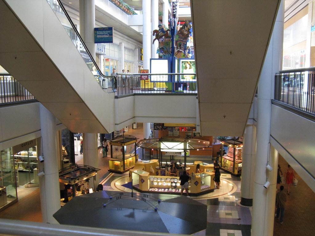Philadelphia Gallery Food Court