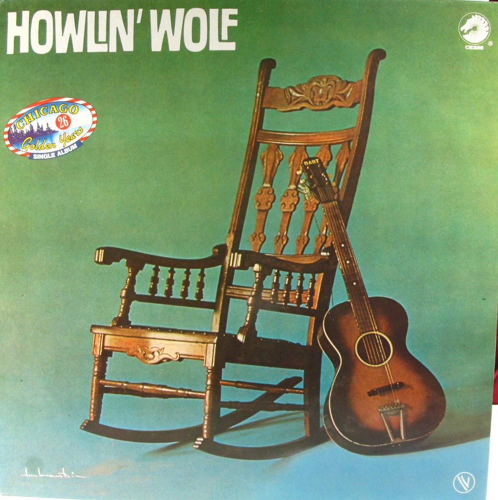 Howlin Wolf Message To The Young