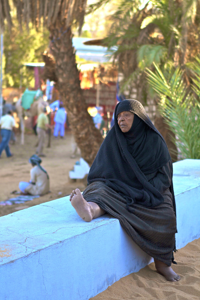 Egyptian Granny  Tim Van Damme  Flickr-1363