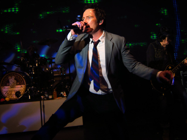 Scott Weiland of Stone Temple Pilots by Nan Palmero