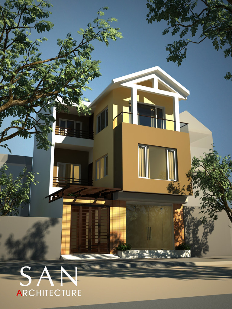 Exterior Design - Small House | Flickr - Photo Sharing!