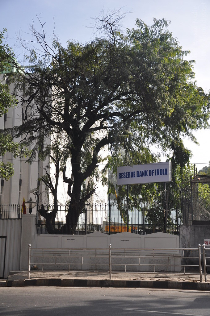 reserve bank of india in bangalore