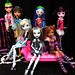 The Monster High Ghouls