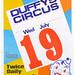 duffys circus poster