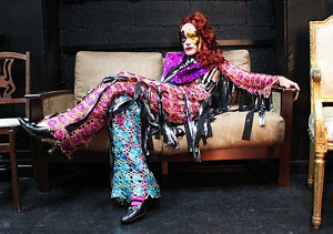 Comparison Is Violence or the Ziggy Stardust Meets Tiny Tim Songbook | by Spoleto Festival USA