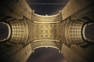 [Explore] Under Giants ..., Arc de Triomphe ~ Paris // France ~ | by Yannick Lefevre