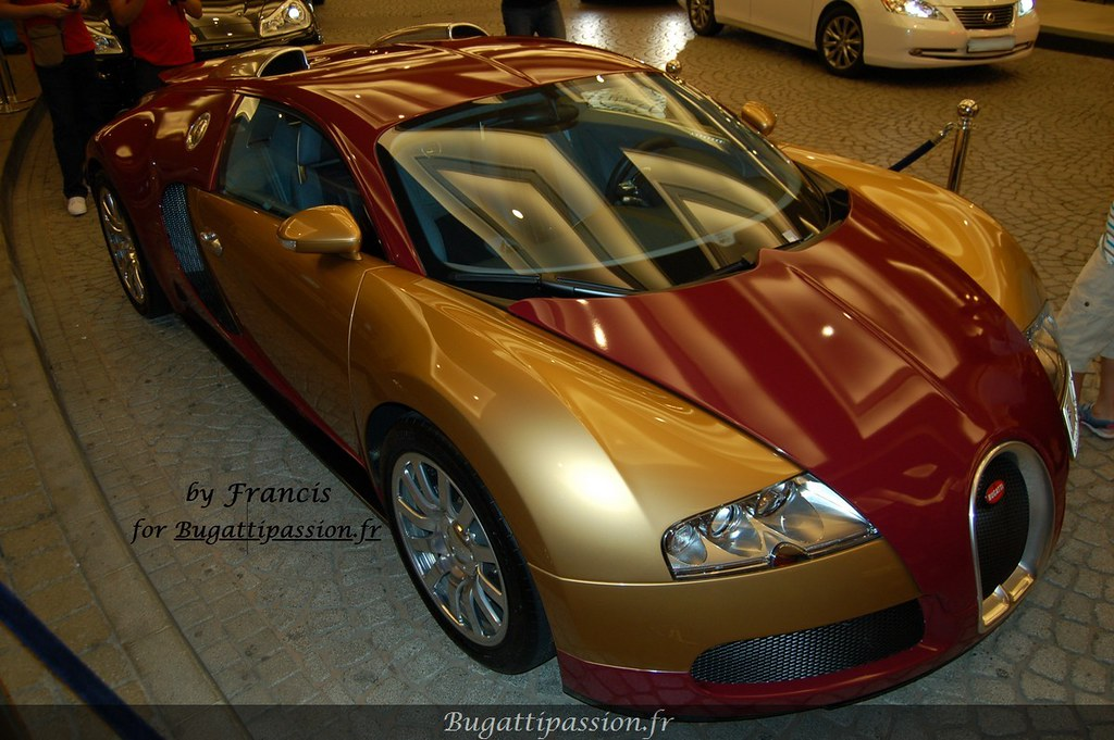 bugatti veyron red gold 1 bugatti veyron red gold in flickr. Black Bedroom Furniture Sets. Home Design Ideas