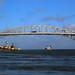 The Bluewater Bridge