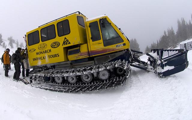 Monarch Snowcat Tours