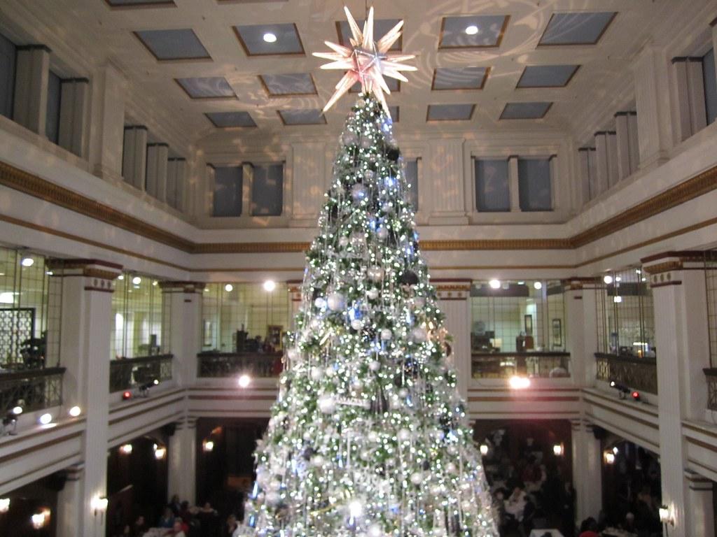 Walnut Room Christmas Reservations
