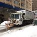 Garbage Truck Snow Plow