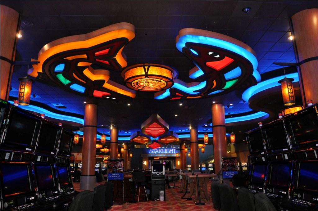 Interior Casino Design | Custom Interior Design | Interior ...