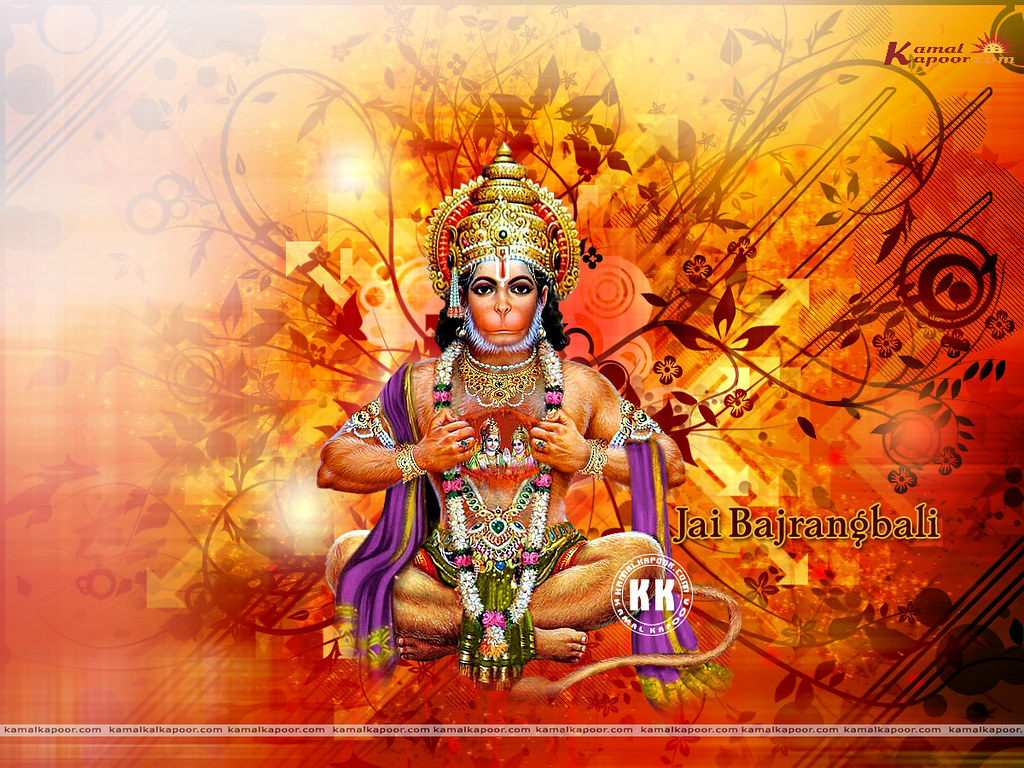 Hanuman Pics, Hindu God Hanumanji Wallpapers