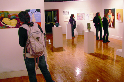 student art show elmira college flickr