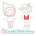 Doodle Stitch Along week 2