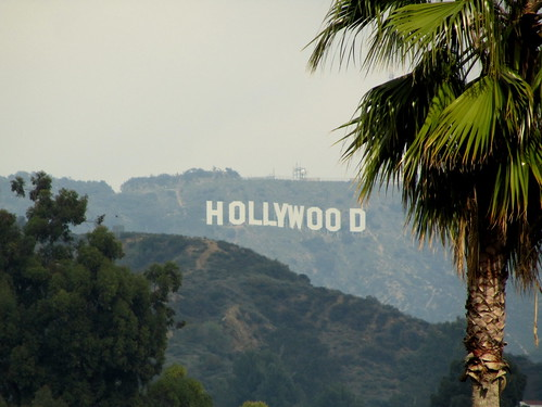 The Hollywood Sign taken from the Kodak Theatre | by David Jones