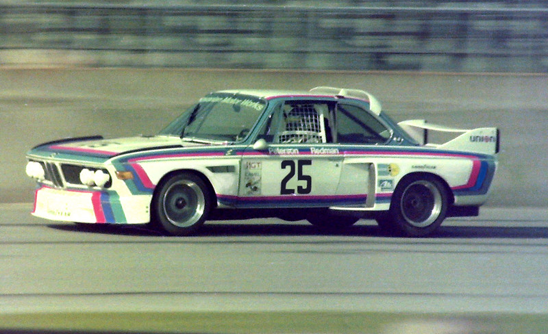 Bmw 3 0 Csl At Daytona 1975 Ronnie Peterson And Brian