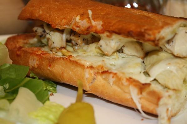 Padrino 39 S Chicken Pest Sandwiches Delivery Bellevue Flickr