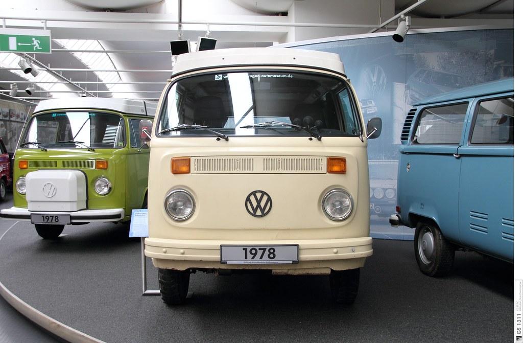 1978 Volkswagen T2 Four Wheel Drive Microbus Allrad Bus