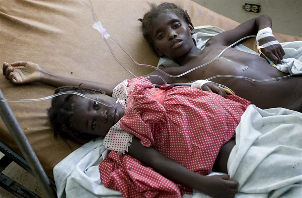 EMERGENCY: Haiti cholera crisis grows | Haiti, October