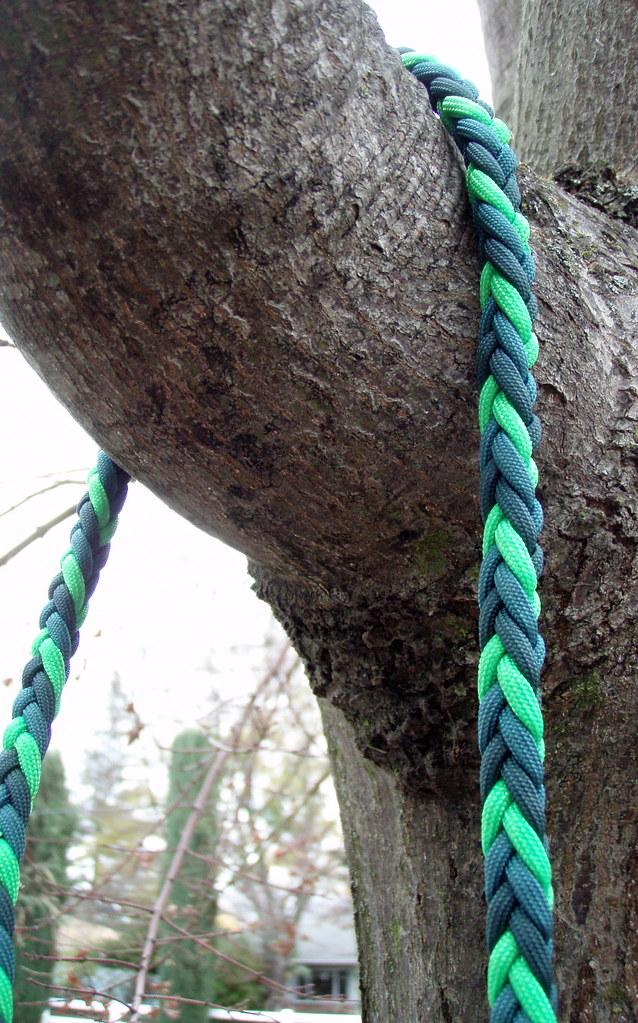 4 strand round braid instructions