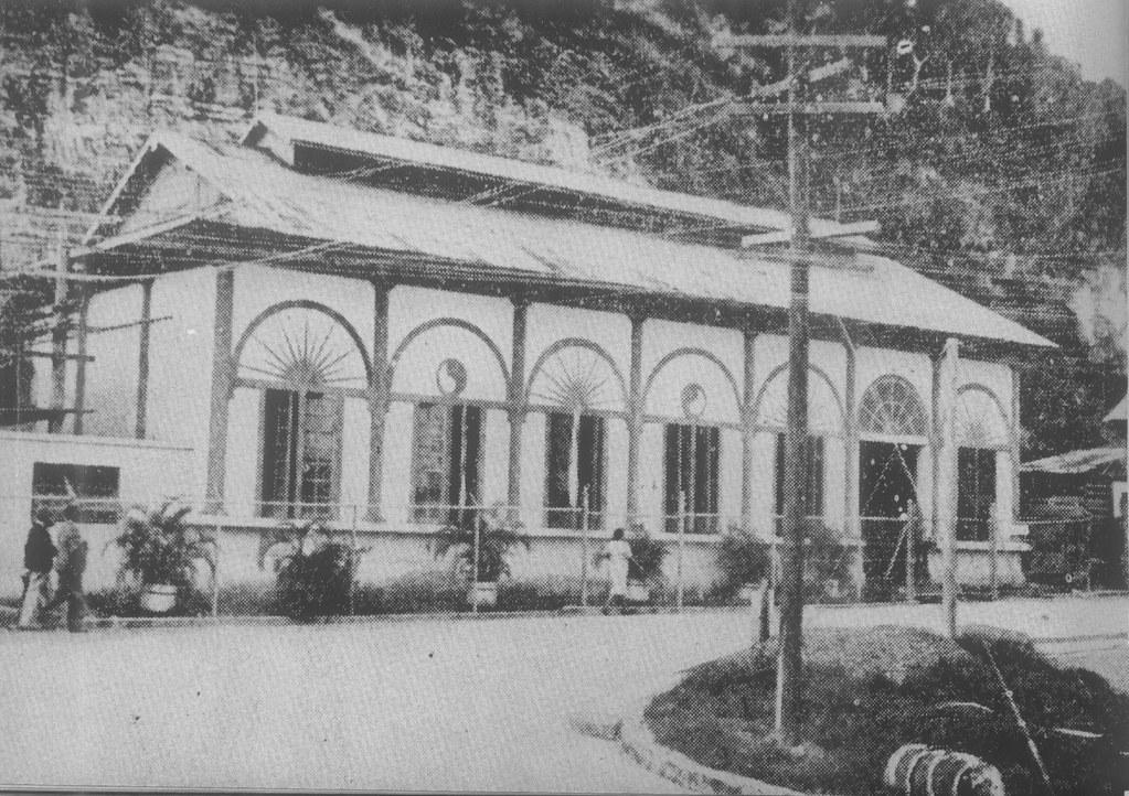 The Borough Power Station 1923 San Fernando Trinidad